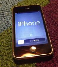 Apple iPhone 3GS 16GB schwarz Ansehen Günstig