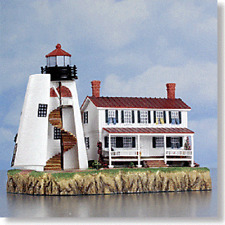 Harbour Lights Turkey Point Md #279 *Beautiful Piece* Free Ship *Htf*