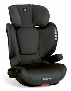 Cam Quantico Seggiolino Auto Isofix 15-36 kg Gruppo 2/3 160 Antracite S165 Cam