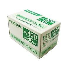 Fujicolor industrial film iso400 36exp