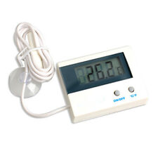 Practical Digital LCD Temperature Thermometer Wired Aquarium Fish Tank Water