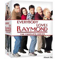 "EVERYBODY LOVES RAYMOND Complete Series Season 1 - 9 DVD Box Set ""On sale"""