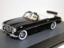 MATRIX Scale Models, 1948 Packard 120 Vignale Convertible, black. 1/43
