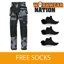 Camouflage Big & Tall Trousers for Men
