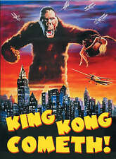 NEW King Kong Cometh! by Paul A. Woods