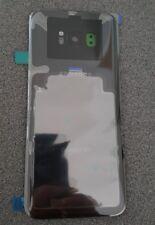 For Samsung Galaxy S8 Plus G955 Original Glass Battery Back Cover + Camera Lens