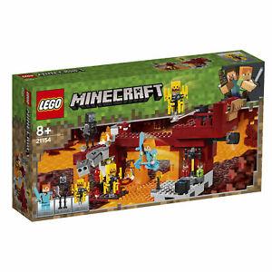 Lego Minecraft Die Brücke (21154)