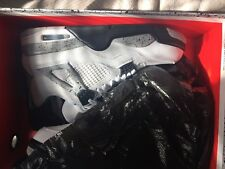 Nike Air Jordan 4 IV Retro OG White Cement Limited Size 8 Basketball Shoes