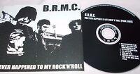 BLACK REBEL MOTORCYCLE CLUB - WHATEVER HAPPENED TO MY ROCK N ROLL- OZ 5 TRK CD
