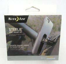 Nite Ize Steelie Car Vent Mount Kit for OtterBox uniVERSE Cases - Black
