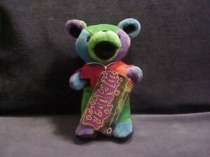 FRANKLIN GRATEFUL DEAD BEAN BEAR-RETIRED MARCH, 1999