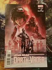 Darth Vader #13 Comic Hastings Variant Cover NM Marvel Direct J&R
