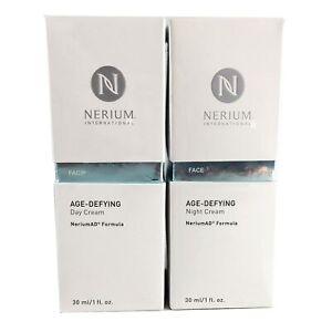 Nerium AGE DEFYING Night Cream and Day Cream Skin Care Day Night Creams