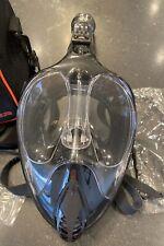 Full face snorkel mask!