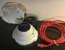Tested! AXIS 212 PTZ IP Network Web Security/Surveillance Cam/Camera W/Hardware!