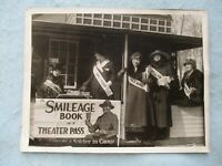WWI US Home Front Herald Photo Smileage Cottage Boston Common Volunteers 1917