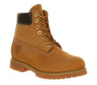 Mens Timberland 6 Inch Buck Boots Wheat Nubuck Boots