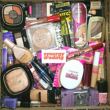 Wholesale 250 piece Maybelline L'Oreal CoverGirl Wet N Wild Cosmetic Makeup Lot