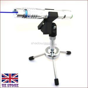 BQ1-A 1MW Adjustable Focus 450nm Blue Laser Pointer Visible Laser Torch Pen UK