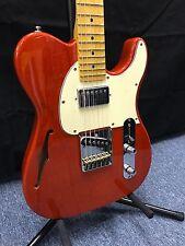 G&L Tribute Series ASAT Classic Bluesboy Semi-Hollow Electric Guitar Orange New!