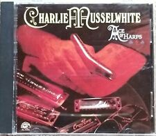 Charlie Musselwhite Ace of Harps CD 1990 Alligator Records