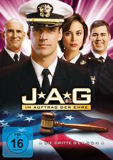 6 DVDs * JAG - IM AUFTRAG DER EHRE ~ STAFFEL / SEASON 3 # NEU OVP +