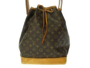 Auth LOUIS VUITTON Noe M42224 Monogram Shoulder Bag