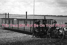 DO 2 - Margaret House Boat, Hengistbury Head, Bournemouth, Dorset c1914 Photo