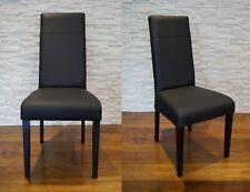 esszimmerst hle aus leder g nstig kaufen ebay. Black Bedroom Furniture Sets. Home Design Ideas