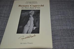 RENATO CAPECCHI /  LE DON JUAN D'AIX, AUTRES TEMPS 2003 / Farret / Mardargent