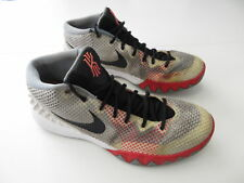 80244c799fac Men s NIKE  Kyrie 1  Sz 13 US BBall Shoes Grey Red GCon Guys