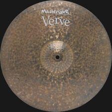 Masterwork Cymbals Jazz Series 18-inch Verve Crash Dark