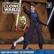 Schöne CD: Star Wars - Krieg der Sterne – The Clone Wars  14 – Zwei Geschichten