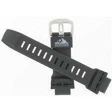 Casio Black Resin PAW-5000  Pathfinder Watch Band 10350864