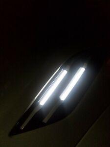 FORD RAPTOR  FENDER VENTS WITH LED LIGHTS