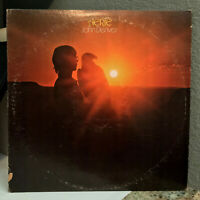 "JOHN DENVER - Aerie (With 24""x12"" Poster) - 12"" Vinyl Record LP - EX"
