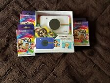 New Polaroid Snap Instant Print Digital Camera With 3 Packs of Film