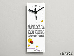 The Little Prince Quotes - Le Petit Prince Quote - You're beautiful, but ...