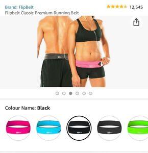 Flipbelt Classic running belt Size Large Black