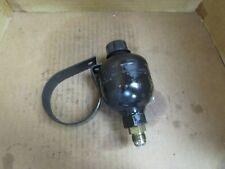 Hydac Diaphragm Accumulator 02114789663 3000 Psi 200f Volume 10 Cubic Inch