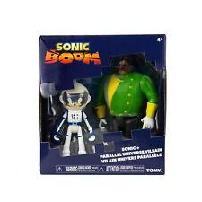 "Sonic Boom Action Figure 3"" Knuckles & CrabMeat or Parallel Universe Villain"