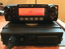 Motorola XTL2500 VHF 136-174MHz Remote Mount w/ M5 Control Head M21KSM9PW1AN