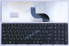 Newfor Acer Aspire 7736 7738 7741 7740 7745 7750 5733 5749 7551 Keyboard RUssian