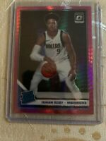 Isaiah Roby 2019-20 Donruss Optic Rated Rookie #191 Hyper Pink Prizm SP Parallel