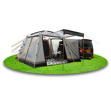 New Khyam Driveaway Sleeper 4 Man / Berth Drive Away Campervan Awning