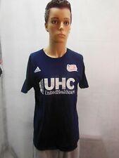 New England Revolution Jermaine Jones Shirt L Adidas MLS