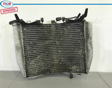 2002 KAWASAKI ZX-6R 600 RADIATOR WITH FAN