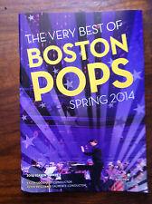 Jennifer Holliday with the Boston Pops program June 3 2014 Dreamgirls