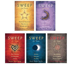 Sweep Series Fantasy Collection Set by Cate Tiernan 15 Volumes in only 5 Books!