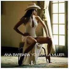 Yo Soy La Mujer * by Ana Bárbara (CD, 2013, Sony Music Latin)